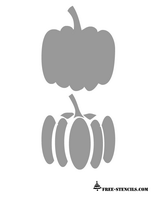 free printable thanksgiving pumpkin stencil